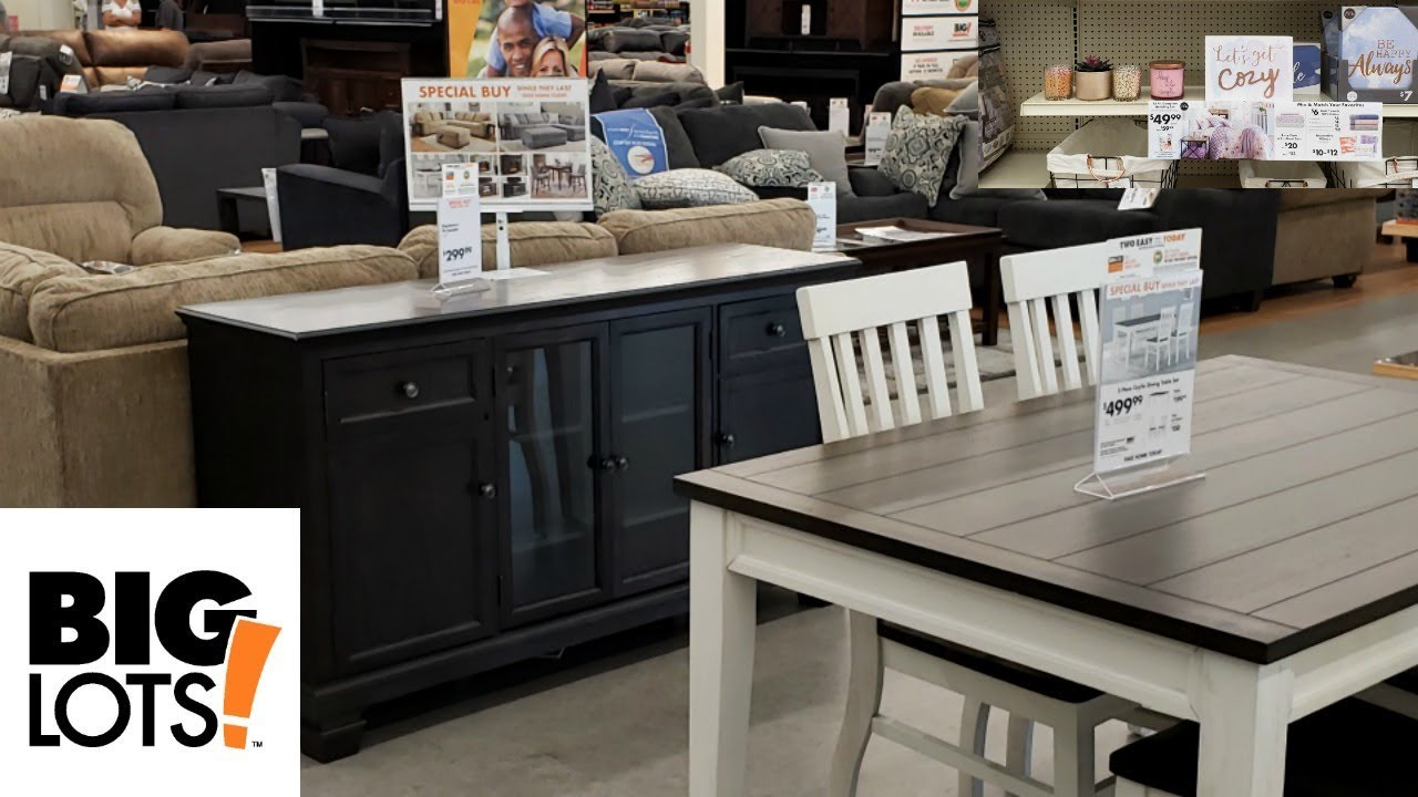Big Lots Shop With Me New Furniture Beauty Home Ideas