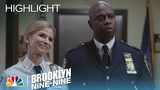 Brooklyn Nine-Nine - Holt and Gina Meet the PR Squad (Episode Highlight)