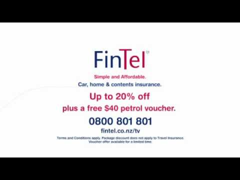 Package Insurance Deals from FinTel - New Zealand