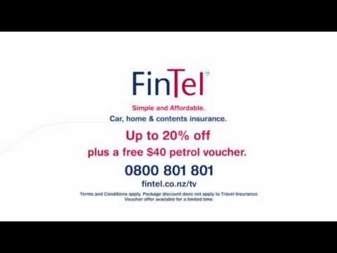 Package Insurance Deals from FinTel - New Zealand