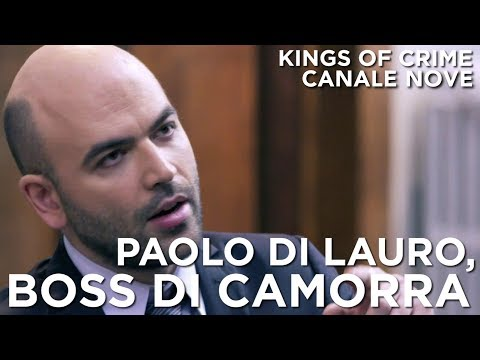 Paolo Di Lauro, boss di Camorra - Kings of Crime  CANALE NOVE