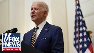 Biden participates in press conference at Cornwall Airport Newquay