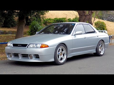 1989 Nissan Skyline GTS-T **IMPUL R32-R** Full Kit (USA Import) Japan Auction Purchase Review