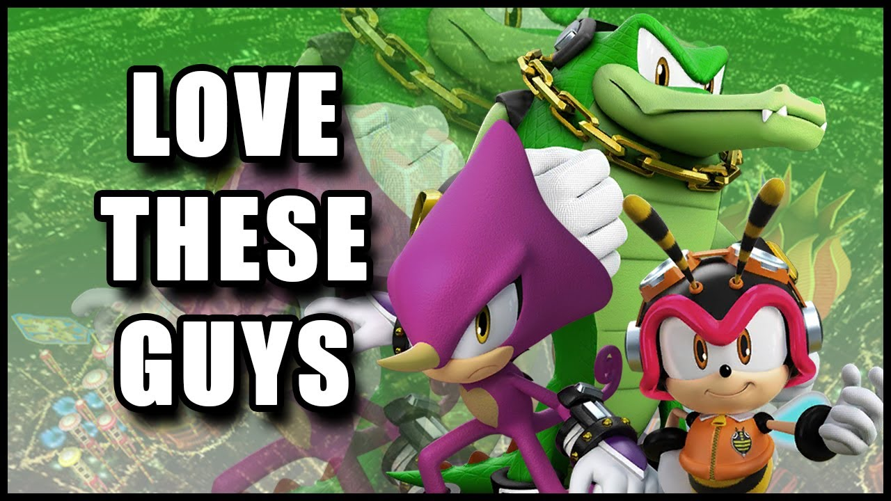 Why Team Chaotix is So Likable | Characters In-Depth