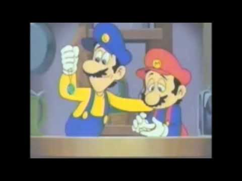 Super Mario Bros.: Mission to Save...