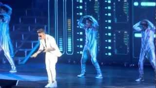 Justin Bieber Believe Tour Germany Hamburg O2 World 02.04.2013 Take You