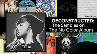discover every classic sample from marcus j s the no color album greatest hits playlist