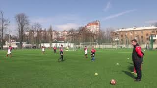 Кубок Киева 1/4 финала ФК АРСЕНАЛ 2008 - ДЮСШ 26 (2)