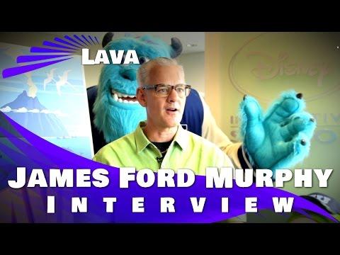James Murphy  Interview:Lava