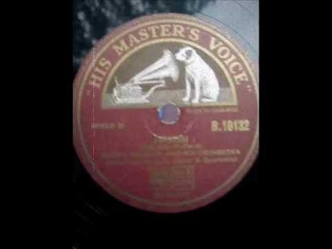 BUDDY MORROW ORCH. - SHANGHAI - His Master's Voice B10132 DoGramofonuPL