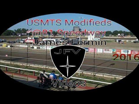 USMTS Heat Race 1 Round 2, #1, 81 Speedway