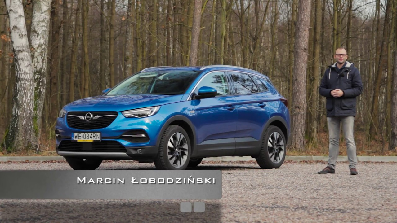 opel grandland x 1 6 cdti 120 km 2018 test pl youtube. Black Bedroom Furniture Sets. Home Design Ideas