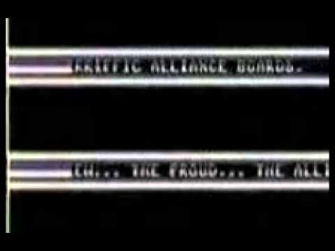 Hacker Documentary  2000 - Commodore 64 Cracks by Iron Feather
