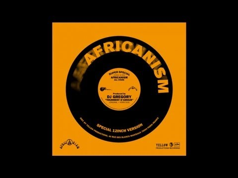Africanism - DJ Gregory - Tourment d'amour (Original)