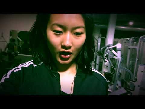 Life of an ordinary girl | model from Mongolia