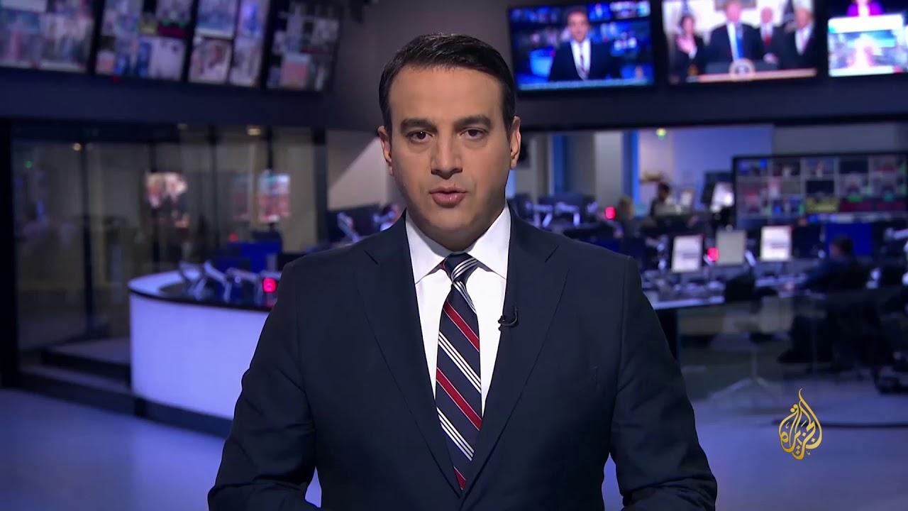 الجزيرة:موجز الأخبار- العاشرة مساءً 22/03/2018