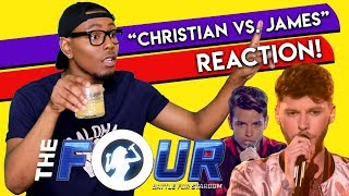 Christian Gonzalez vs. James Graham BATTLE | S2E3 | The FOUR