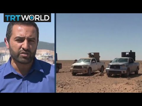 The War in Syria: Three year-long siege of Deir Ezzur broken
