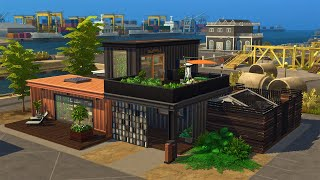 The Sims 4: Eco Lifestyle | Container Home | #EAGameChangers