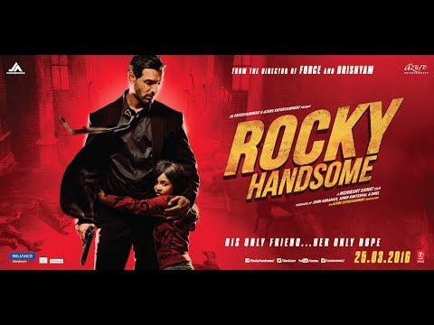 """Rocky Handsome"" John Abraham Full Movie | Latest Bollywood Hindi Movies"