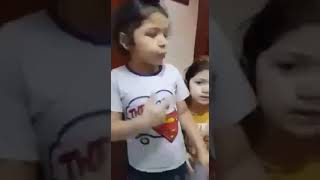 Cutest Fight Between Bro Sis | Punjabi Talent Official