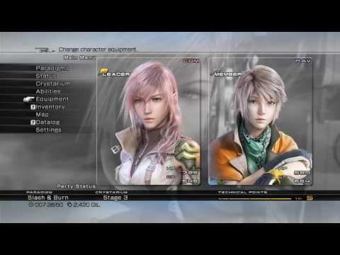 Final Fantasy XIII Part 9
