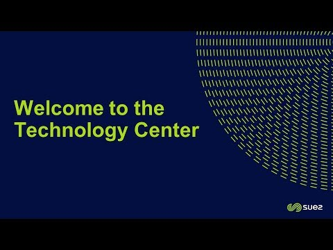 Technology Center - Facility Tour | SUEZ