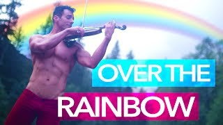 Somewhere Over The Rainbow (Violin Cover) - Shirtless Violinist