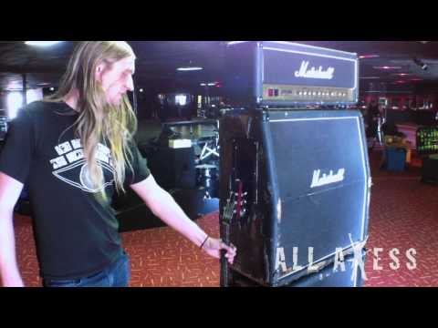Rig Rundown - Skeletonwitch Guitarist Scott Hedrick