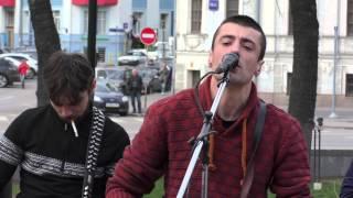 Музыканты Арбата (группа без названия) 22.04.15