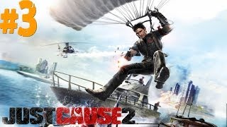 Just Cause 2 - #3 - Ular Boys - Stronghold Takeover 1: Power Surge