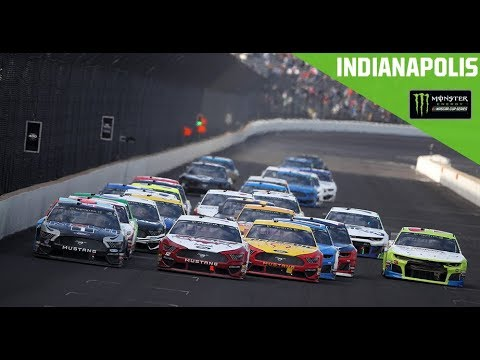 Full Race: Big Machine Vodka 400 | Monster Energy NASCAR Cup Series Race At Indianapolis