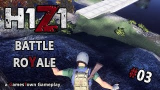H1Z1 Battle Royale - Per così poco! XD - Gameplay ITA #03