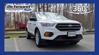 2018 Ford Escape S Virtual 360 Degree Test Drive