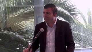 Presentación de Leo García como candidato a la alcaldía de La Victoria de Acentejo