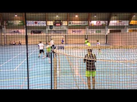Energie Oslo vs NFA Legends