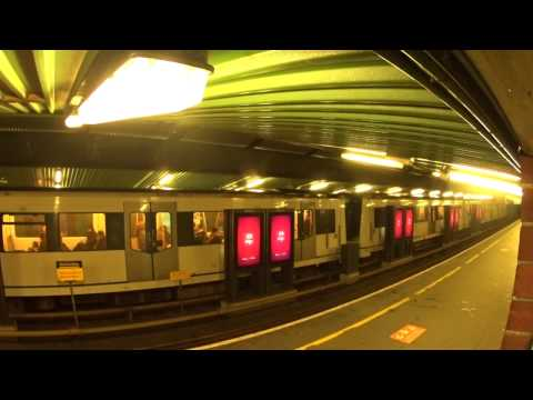 Episode 10 - Tøyen station (winter season) / Oslo metro / Oslo T-bane