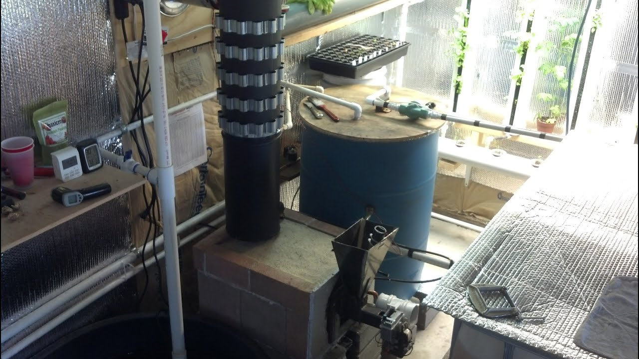 Aquaponics Heating System .:. Updates and Changes, 5 Months Later