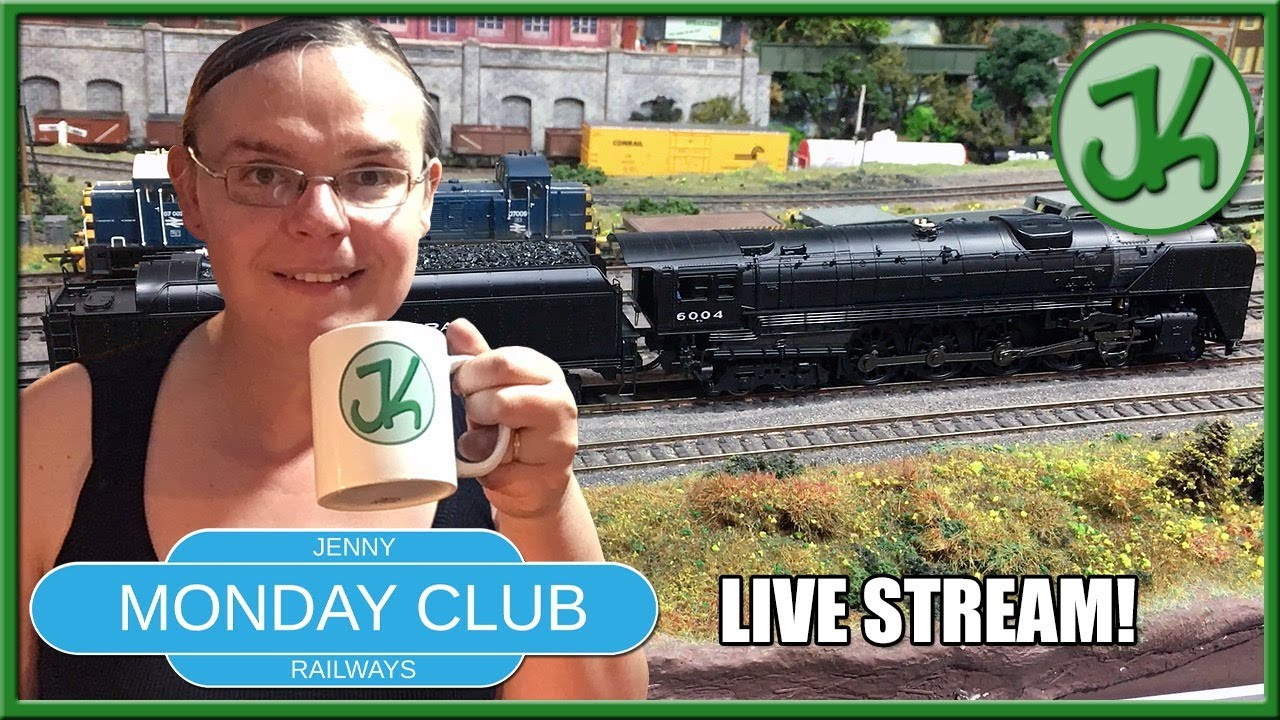 Model Railway News, Chat and More! - The Monday Club