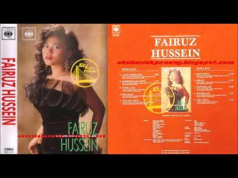 Fairuz Hussein - Kedewasaan Cinta (Audio + Cover Album)