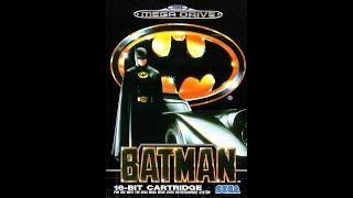 Batman прохождение (Sega)