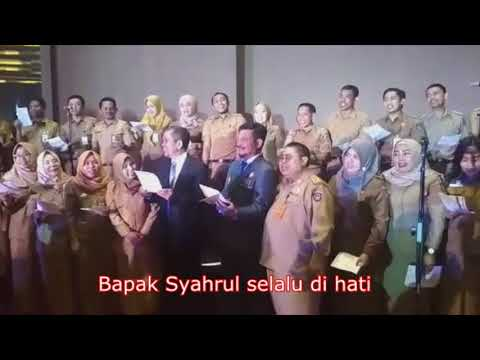 Lagu Spesial Untuk Syahrul Yasin Limpo, Together Forever