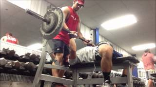 Bench Pressing - How To Do It Safely And Efficiently!!