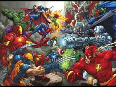 superhero theme songs