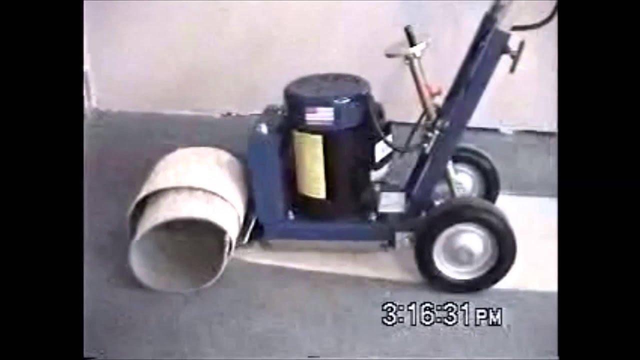 National Equipment Floor Stripper YouTube - Wolff floor scraper