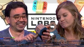 Is Nintendo Labo Worth The Cost?