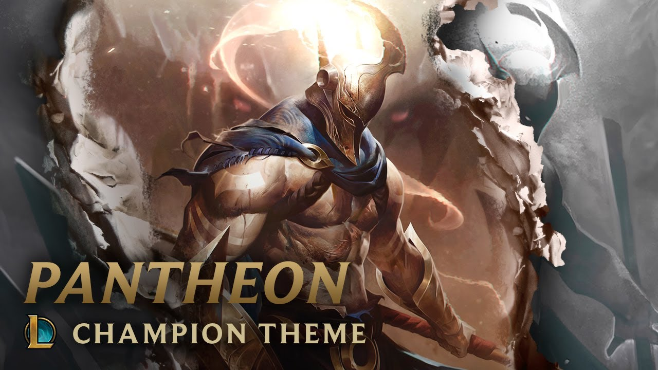 Pantheon, the Unbreakable Spear | Champion Theme - League of Legends
