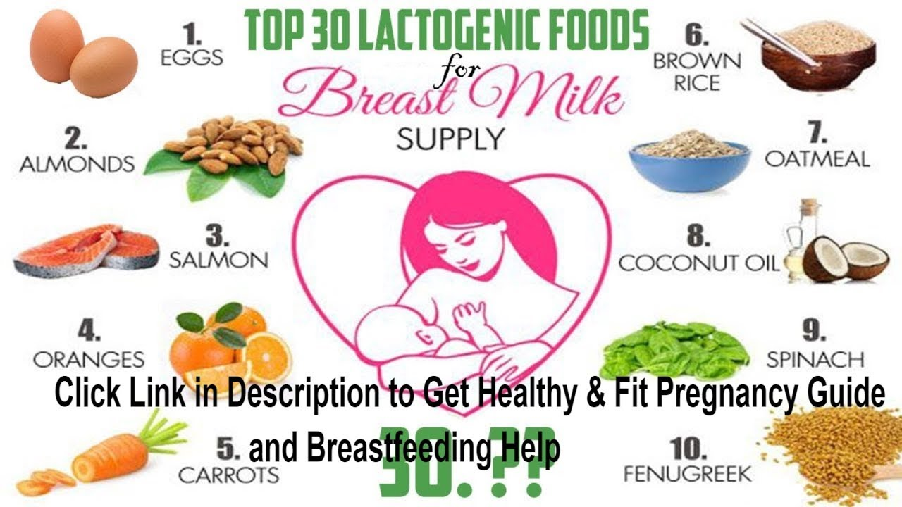 diet for breast growth?