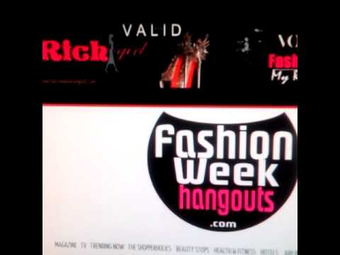 Fashion Week Hangouts Just browsed:)