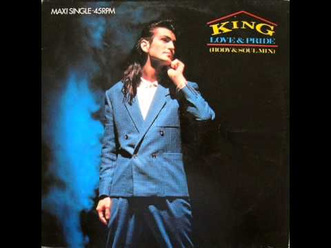 KING - LOVE & PRIDE (BODY & SOUL MIX) 1984.wmv